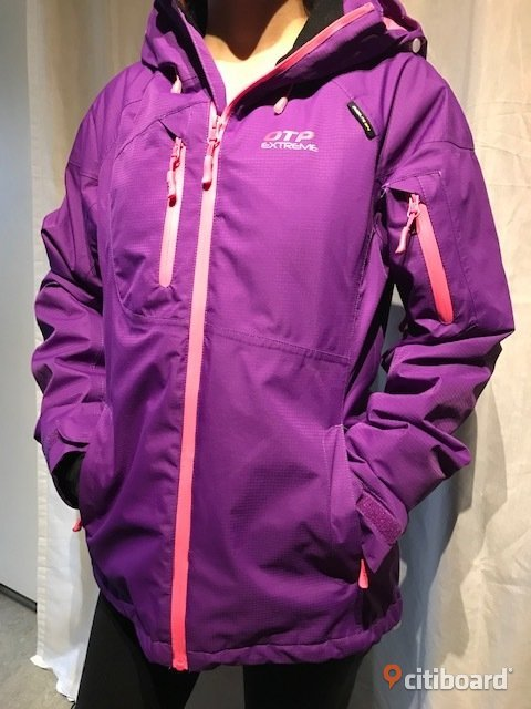 Womans skiing jacket purple. OTP extreme.  36-38 (S) Lund