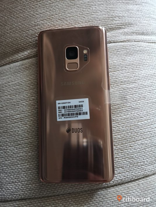 Samsung s9  Hultsfred