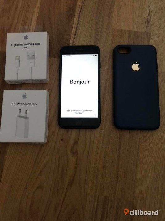 iPhone 7 Gagatsvart 256 GB Olåst f57790bacca5e