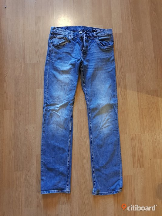 fc1c7a4a28d1 Crocker Jeans 30/32 312 Regular Midja 30-31 tum Borås / Mark /
