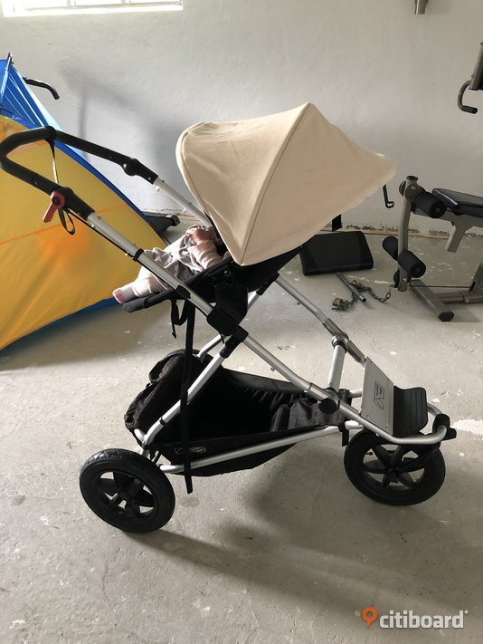 Mountain buggy vagn plus one
