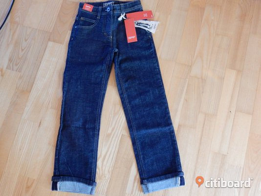 citiboard.se Nya Esprit stretch flickjeans stl 122