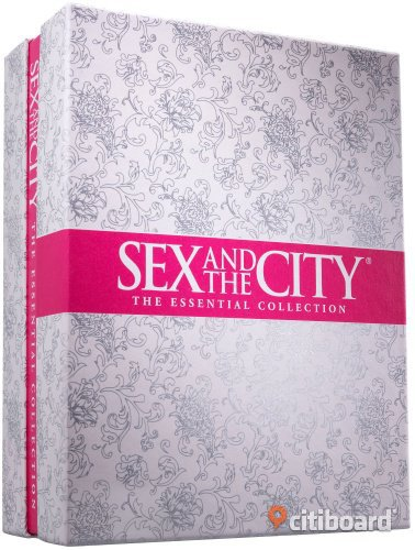 sex and the city annonser sex
