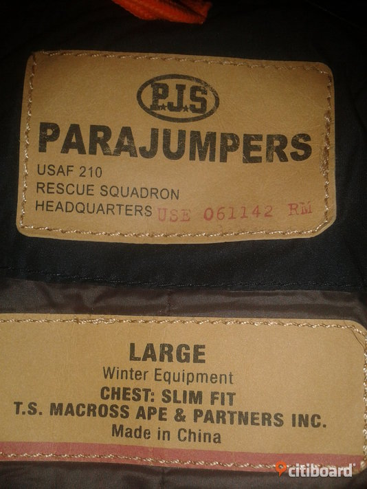 parajumpers high fill power 90/10 down