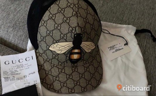 Gucci Bee Keps One SIZE
