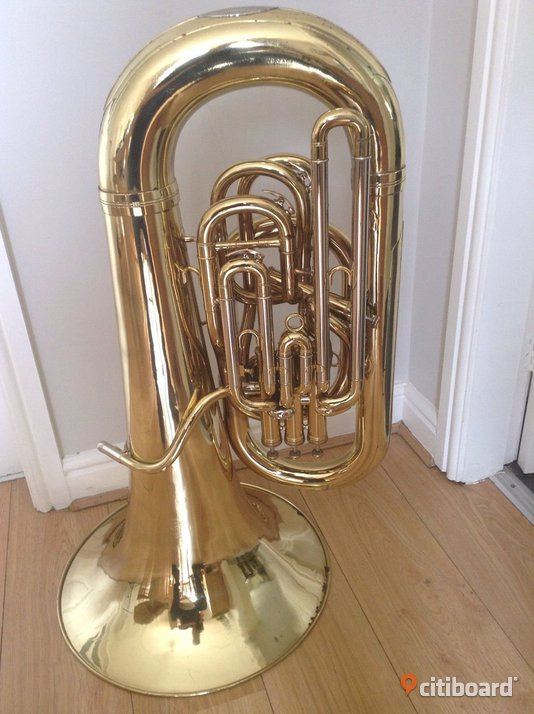 Besson Boosey & Hawkes EEB Sovereign 982 tuba Stockholm