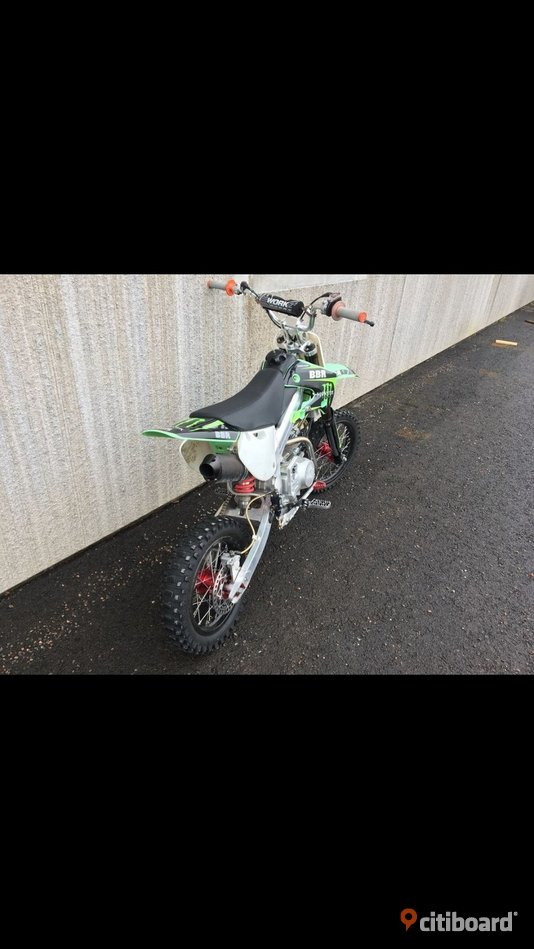 150cc Bbr monster edition