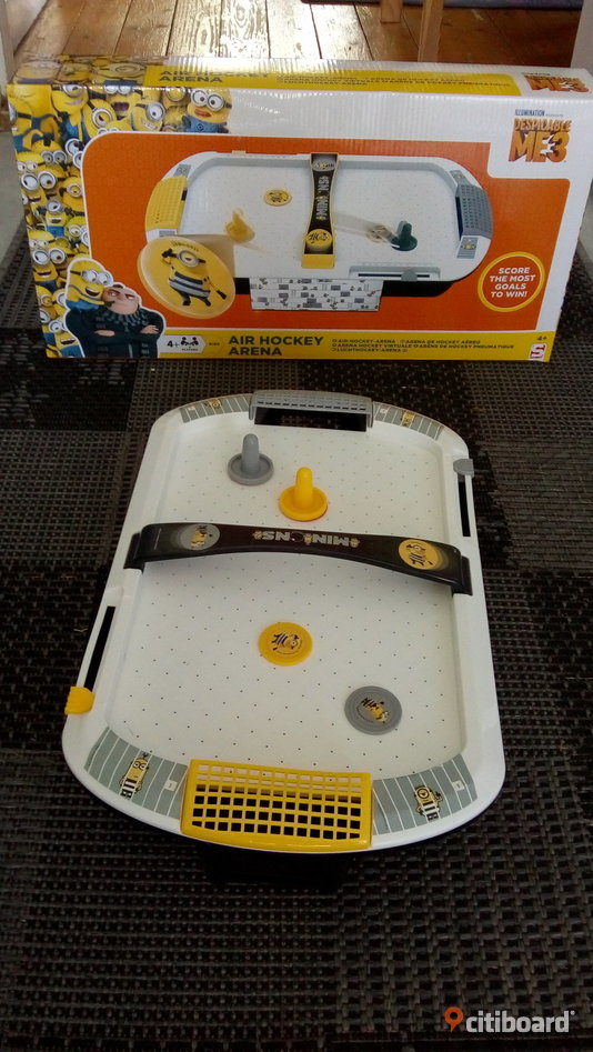 AIR HOCKEY MINIONS - Filipstad - citiboard 10e8496fe4041