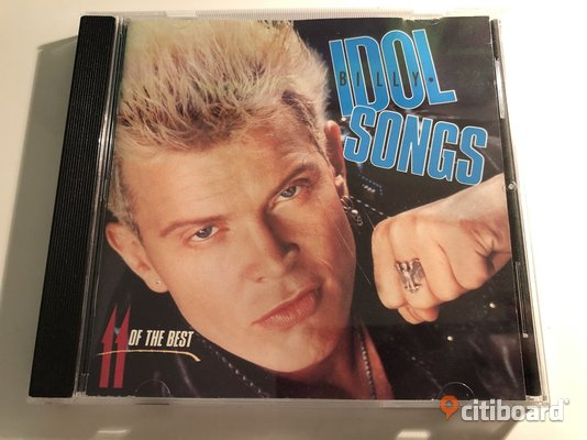 Billy Idol - 11 Of The Best
