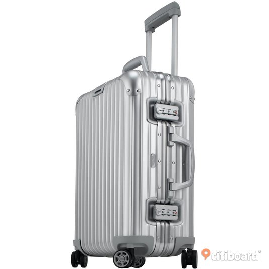 rimowa topas multiwheel cabin iata trolley 53 stockholm. Black Bedroom Furniture Sets. Home Design Ideas