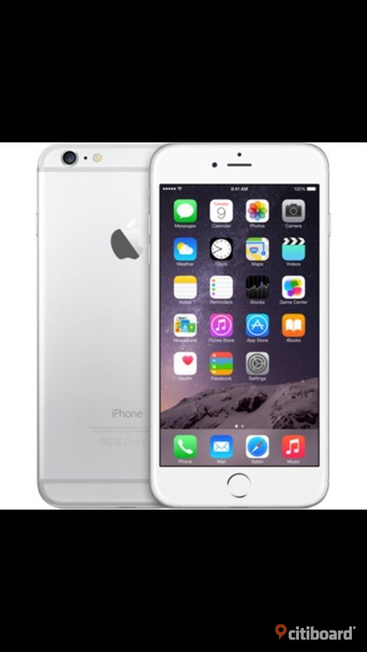 IPHONE 6 vit silver