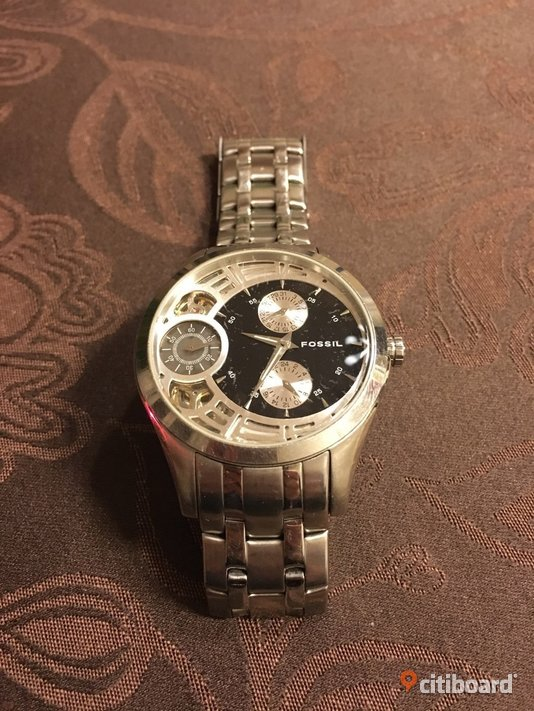 Fossil Fossil Chronograph 50m water resistans