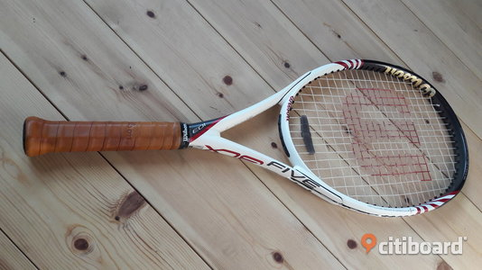 Wilson five blx tennisrack  Svenljunga