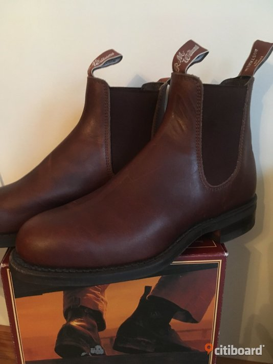 Nya Rm Williams boots 38-39 (nyp 4699kr) - Vadstena - citiboard 9b8a6846646c5