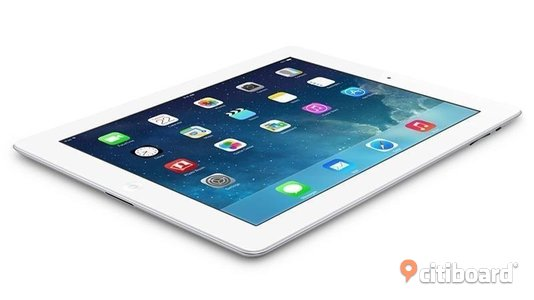 Ipad 2 16 gb vit