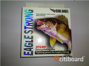 NYLONLINA EAGEL STRONG COOL ANGEL 100 Meter /0.45 mm 23,8 KG Fiskelina