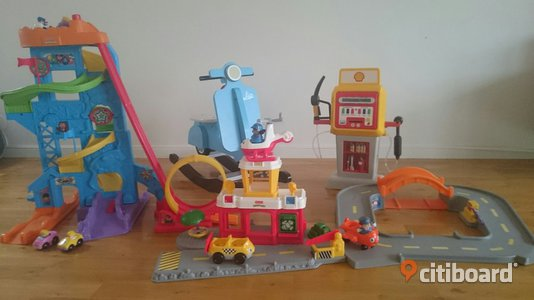 Fisher price, Bobby car, gungvespa
