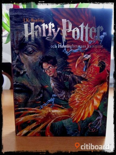 Harry Potter böcker Lund Sälj