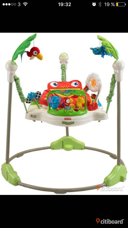 Fisher Price Gunga Rainforest