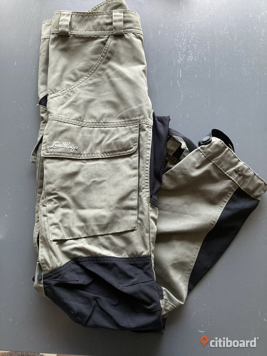 Lundhags Authentic Ws Pant 32-34 (XS) Umeå