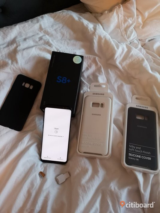 Samsung Galaxy S8 Plus Borås / Mark / Bollebygd