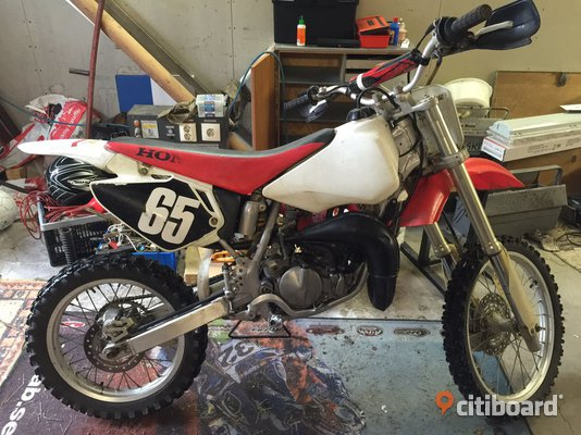 Honda cr 80r Cross/Enduro Lysekil