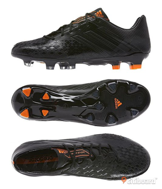 quality design 36cf1 7ec29 new zealand adidas predator lz blackout 8f2ae 5b116