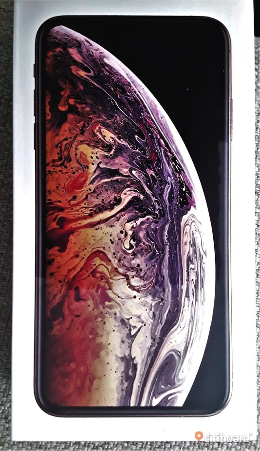Ny iPhone XS MAX 256gb Kumla