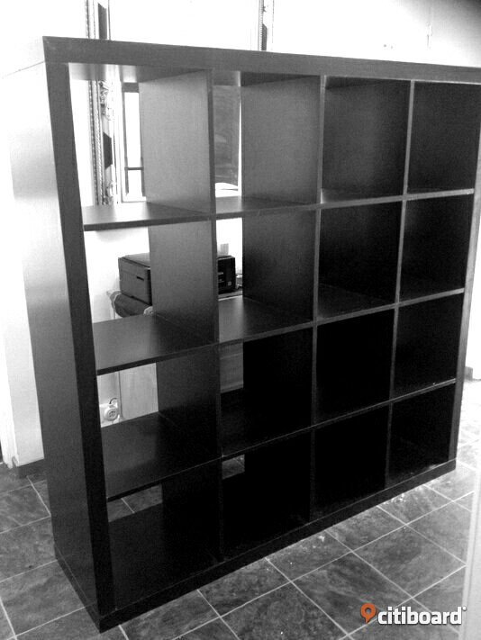 ikea hylla kallax expedit 4x4 norrk ping citiboard. Black Bedroom Furniture Sets. Home Design Ideas