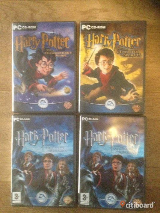 PC spel Harry Potter PC-spel Eskilstuna