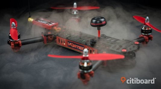 Paket: ImmersionRC Vortex 285 FPV Quad-Copter