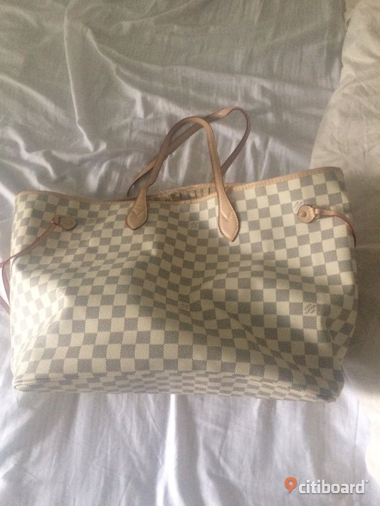 Louis vuitton neverfull Malmö