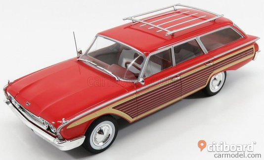 1960 Ford Country Squire 1/18 MCG - 1,3 kg Göteborg