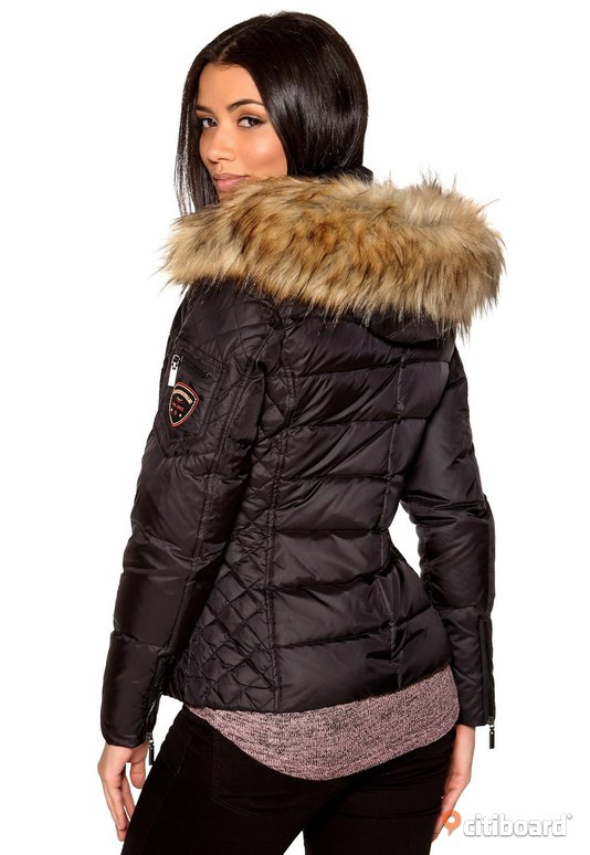 citiboard.se Zora easy down jacket