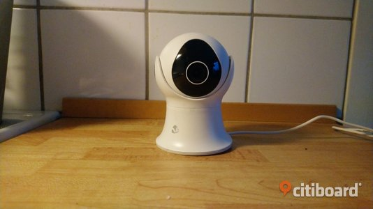 WiFi Smart IP Camera | Pan/Tilt | Full HD 1080p | Outdoor | Waterproof Göteborg Sälj