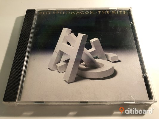 CD - REO Speedwagon - The Hits Göteborg Sälj