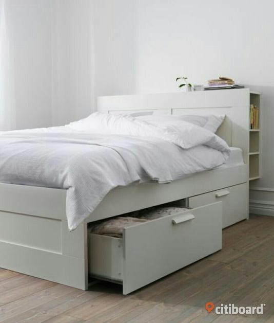 ikea brimnes s ng ume citiboard. Black Bedroom Furniture Sets. Home Design Ideas