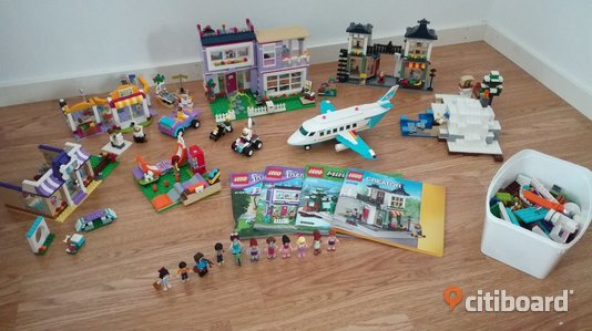 Lego Friends mm Varberg