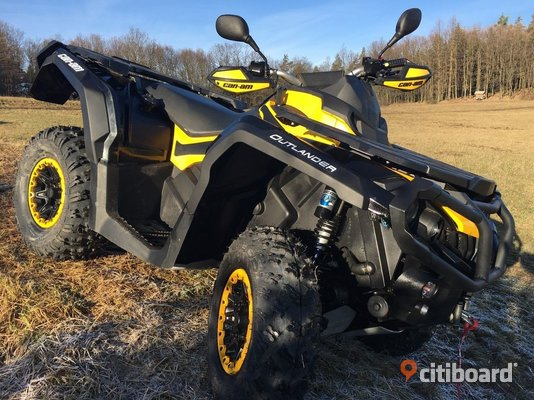 2013 Can-Am Outlander 1000 Lund