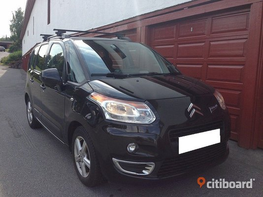 citroen c3 picasso hdi 90 exclusive lessebo citiboard. Black Bedroom Furniture Sets. Home Design Ideas